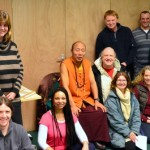Our First Dharma Meeting at Woodside, Birkenhead