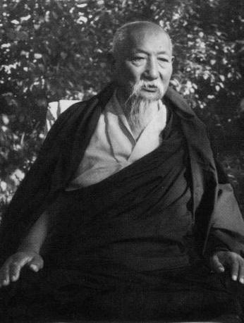 Kyabje Thuksay Rinpoche 1st