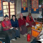 My Family in Tibet