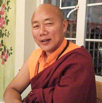 Lama Lhakpa Yeshe 2014