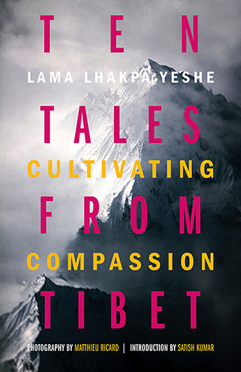 Ten Tales from Tibet Book Cover